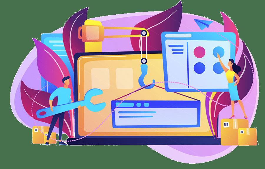 Okonet.fr Création de site internet solution marketing en ligne pour les petites entreprises dans l'Allier et l'Auvergne