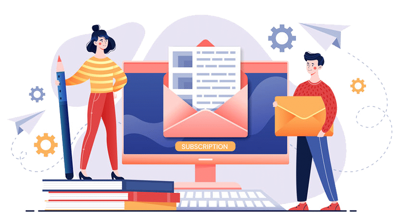 Okonet s'occupe de vos campagne d'emailing