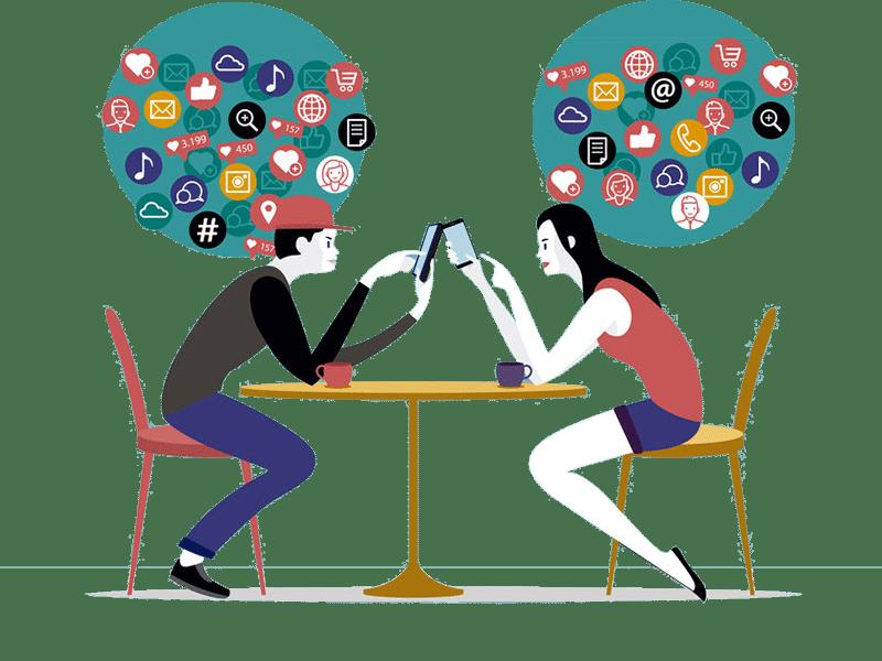 Okonet.fr s'occupe de votre communication sur les réseaux sociaux